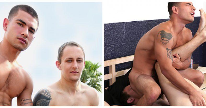 Vadim & Trevor's Kinky RAW Fuck