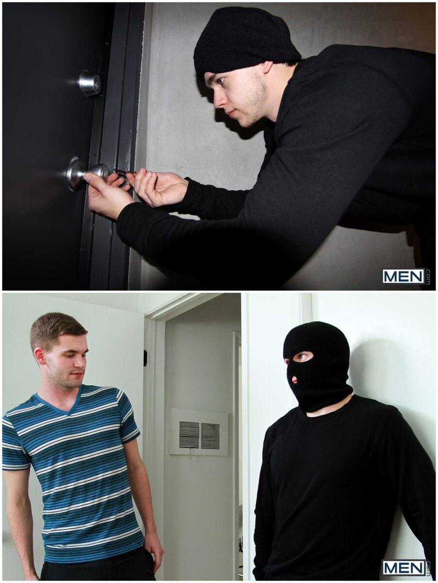 gay burglar porn white chicks big black monster dicks