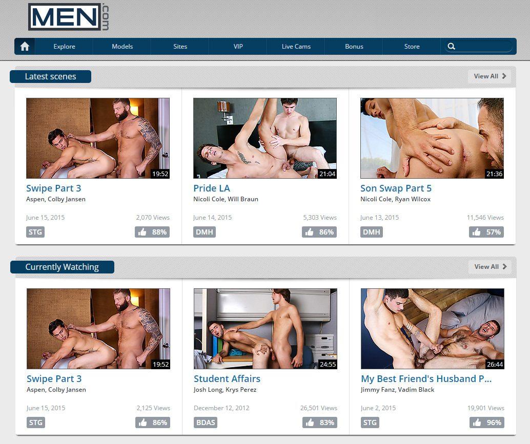 Porn Site Trials 90
