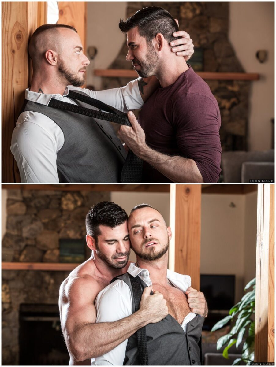 Billy Santoro fucks Jessie Colter Icon Male gay porn hairy hunks mucle men gay porn xxx (2)