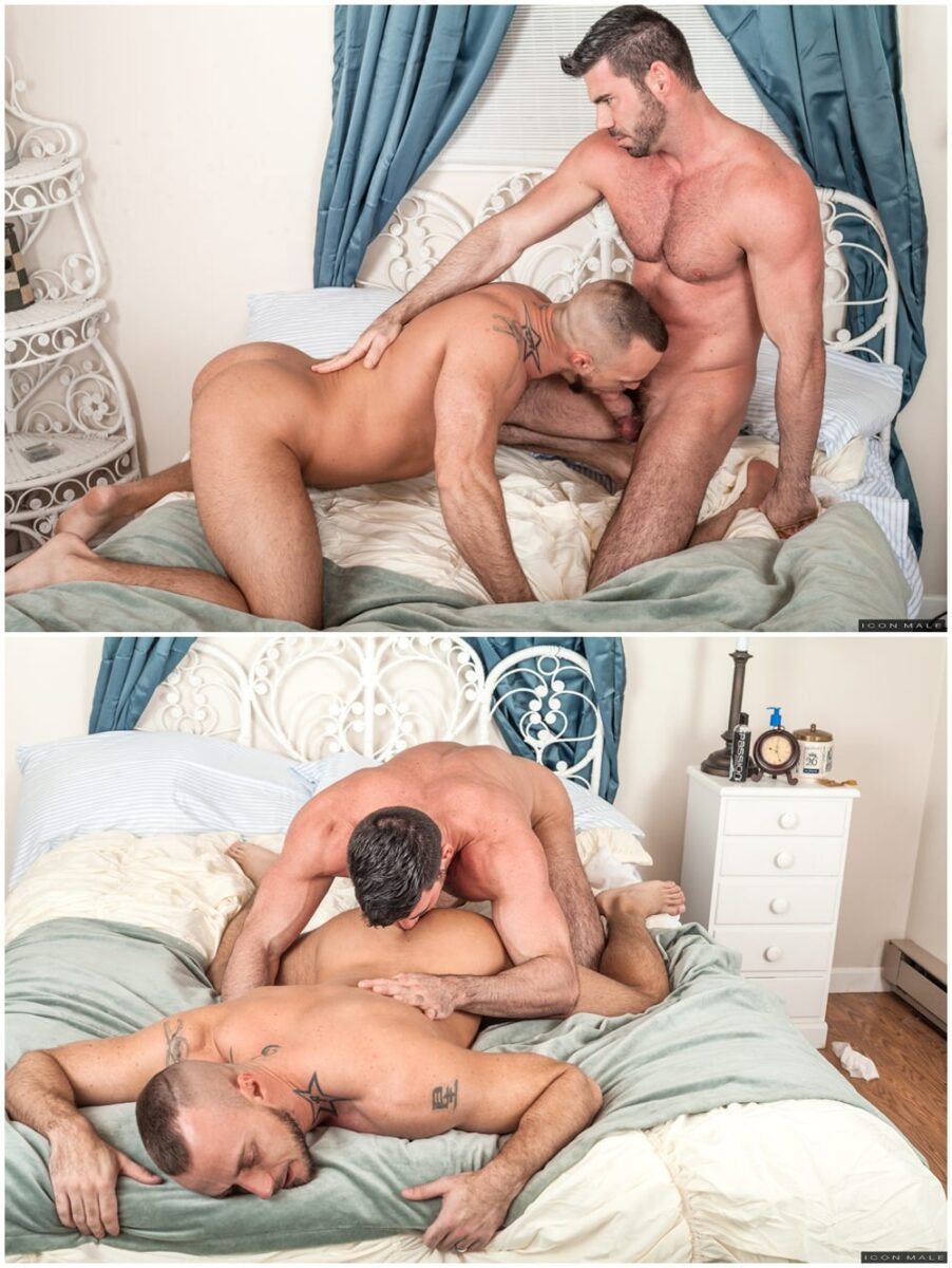 Billy Santoro fucks Jessie Colter Icon Male gay porn hairy hunks mucle men gay porn xxx (4)