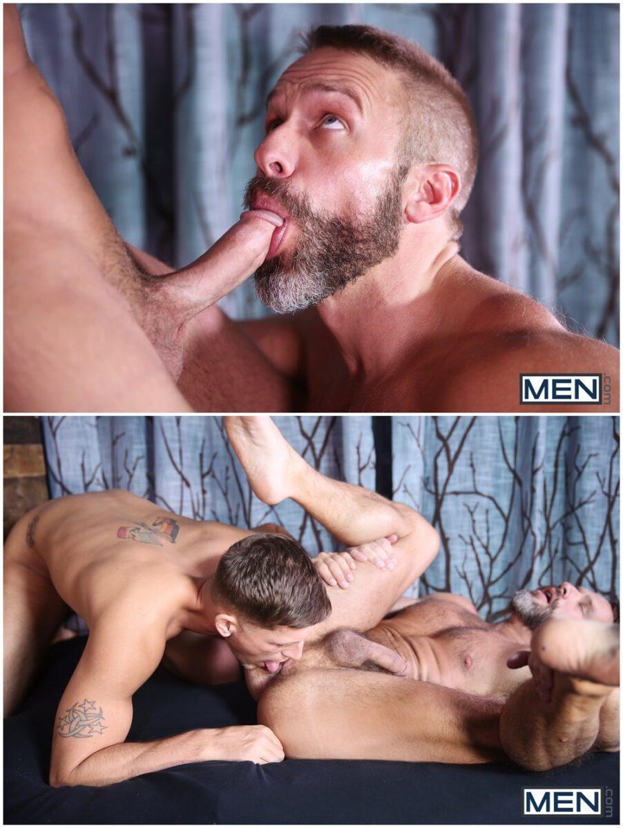 MEN.com jock Roman Todd fucks daddy Dirk Caber gay porn xxx muscle studs cum (4)
