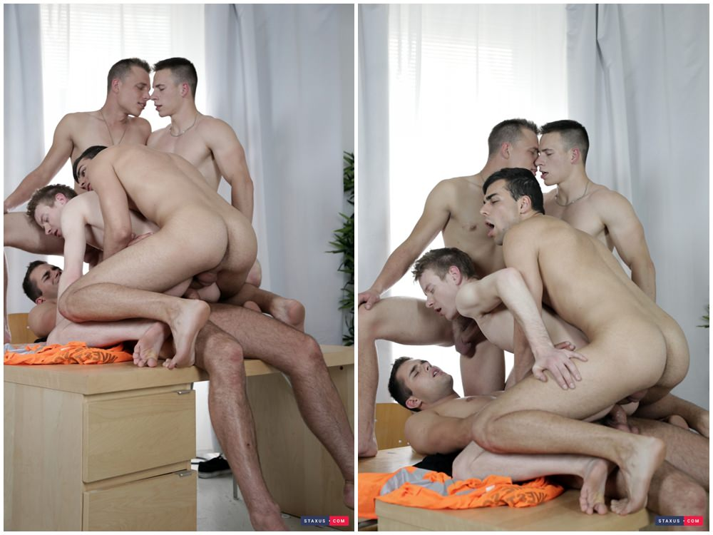 gay twinks bang raw