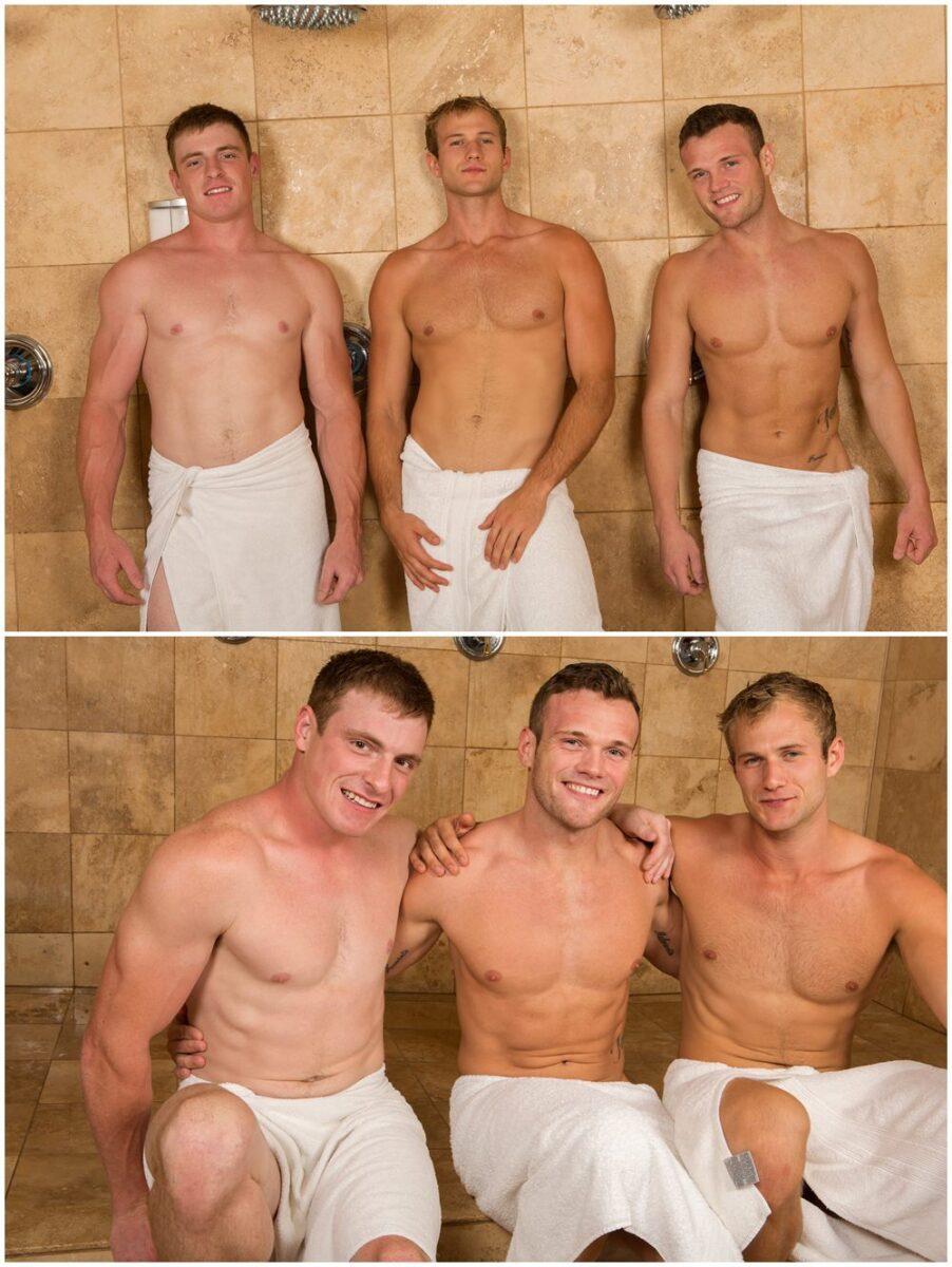 Blake, Curtis & Sean fuck bareback threesome muscle jocks anal breed cum oral SeanCody.com gay porn sex xxx (1)