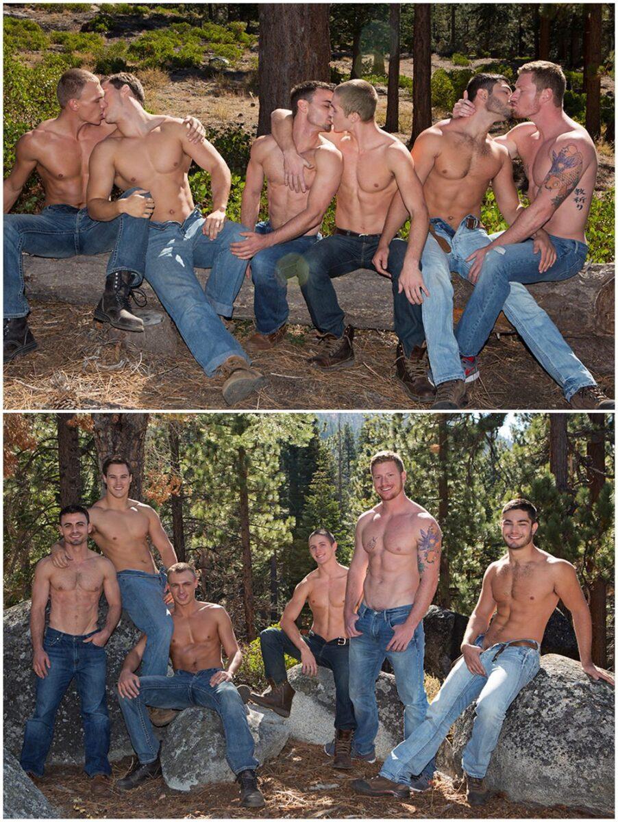 SeanCody.com mountain getaway bareback orgy muscle jocks fuck raw gangbang breed gay porn xxx (1)