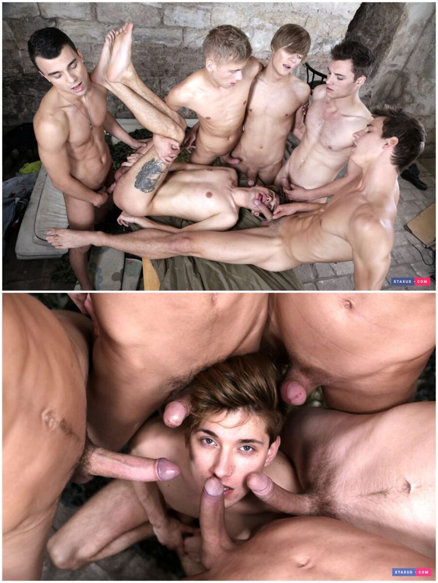 Free extreme gay gang bang tubes