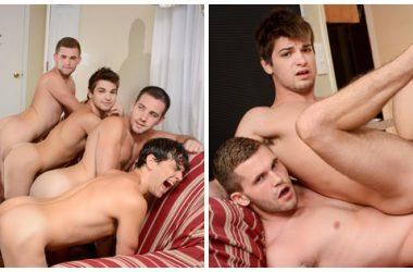 Ass-Pounding Double-Penetration Orgy!