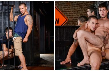 Johnny Rapid Rides Adam Bryant