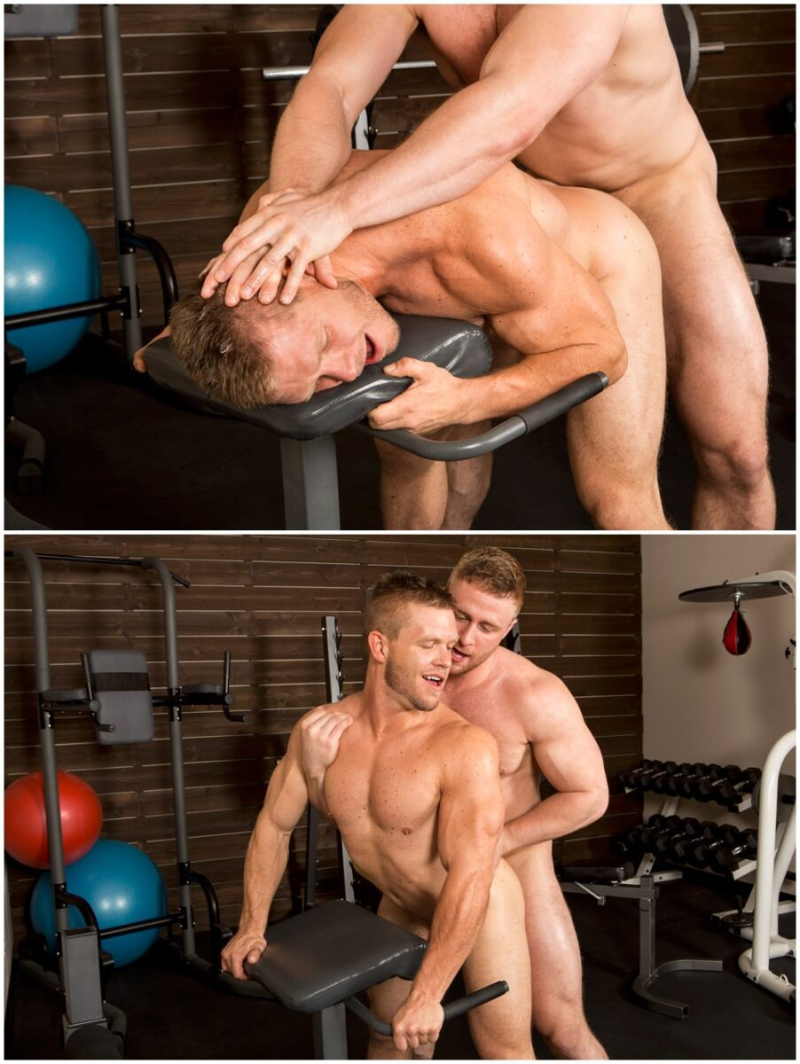Abe returns to Sean Cody and fucks Rusty bareback muscle jocks raw anal sex cum breed gay porn xxx (4)