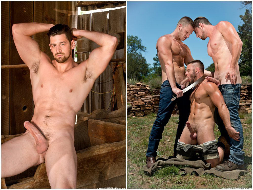 Horny Gays Outdoor