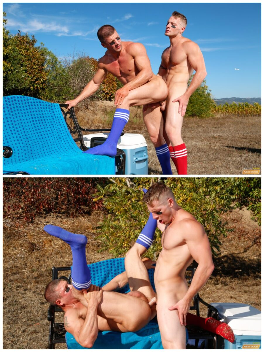 from Jaime gay hunks sportsgear