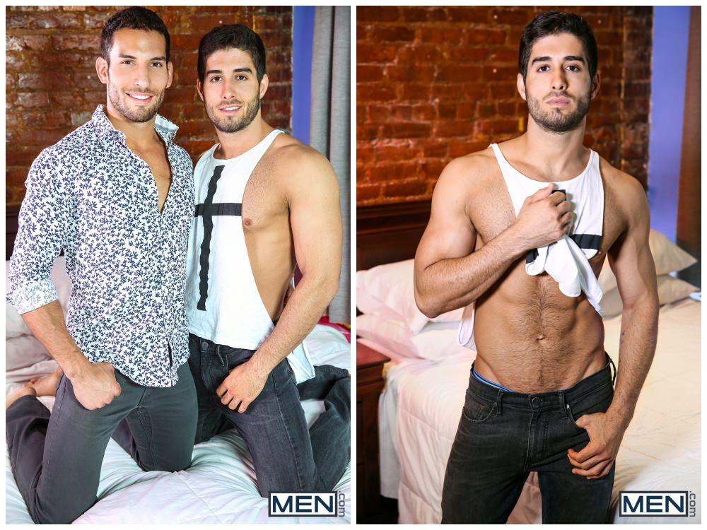 New York City Whore Diego Sans fucks Ricky Decker hot muscle studs anal sex gay porn MEN xxx1