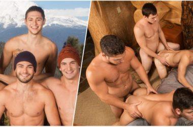 Bareback Mountain Orgy!