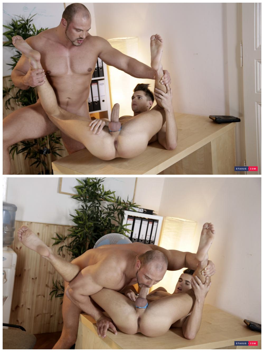 HOT FATHER AND SON GAY PORN