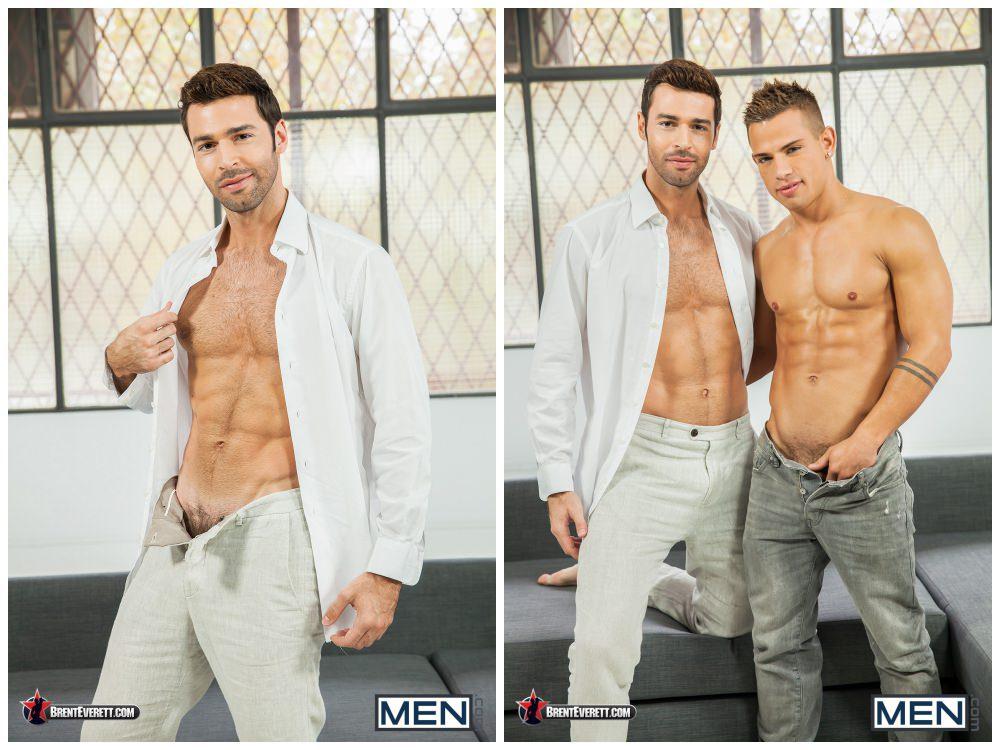 Inside Brent Everett sexy jock fucks Dario Beck muscle stud anal sex gay porn MEN.com free pics xxx2