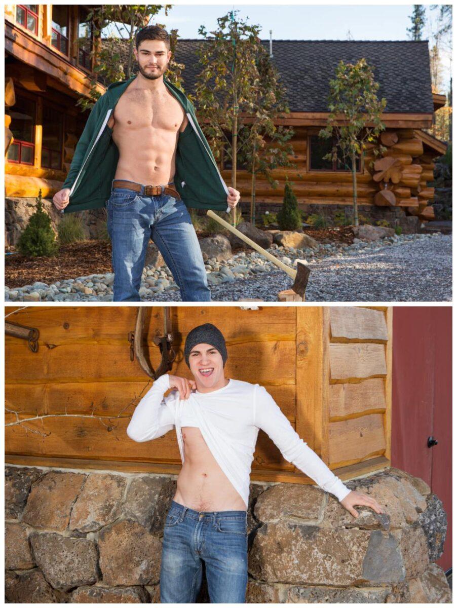 Tanner & Rowan bareback flip flop fuck muscle jocks raw anal sex Sean Cody gay porn xxx6