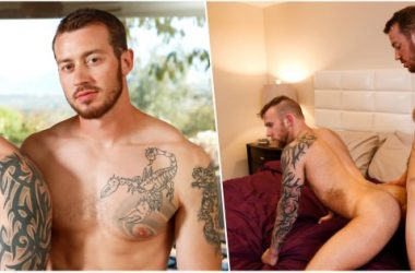 Inked Studs Get It On