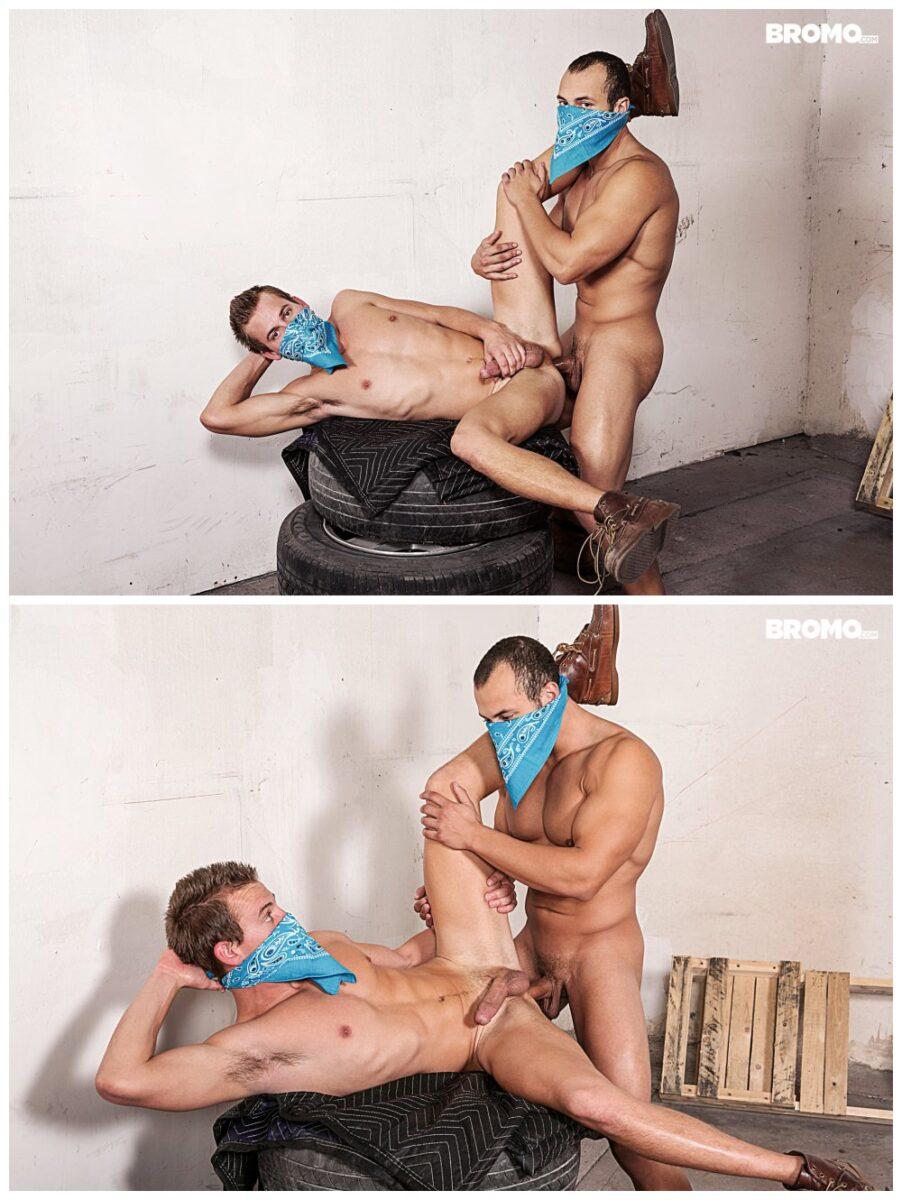 Horny studs bareback fuck anal sex raw fucking creampie cum gay porn jiz muscle men xxx5