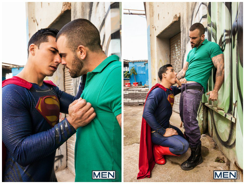 from Riaan gay superman pics