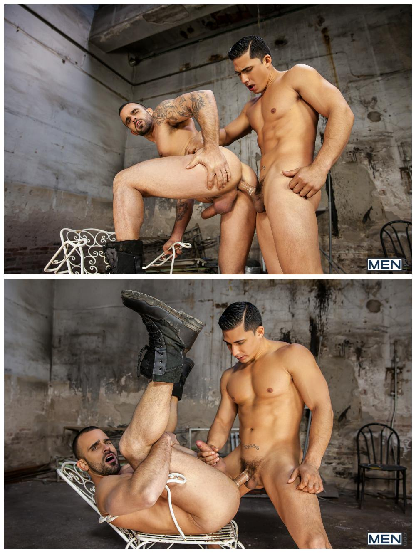Batman V Superman - A Gay Porn Parody starring Topher DiMaggio and Damien Cross, part one gay anal sex superhero costume MEN xxx free pics video.6