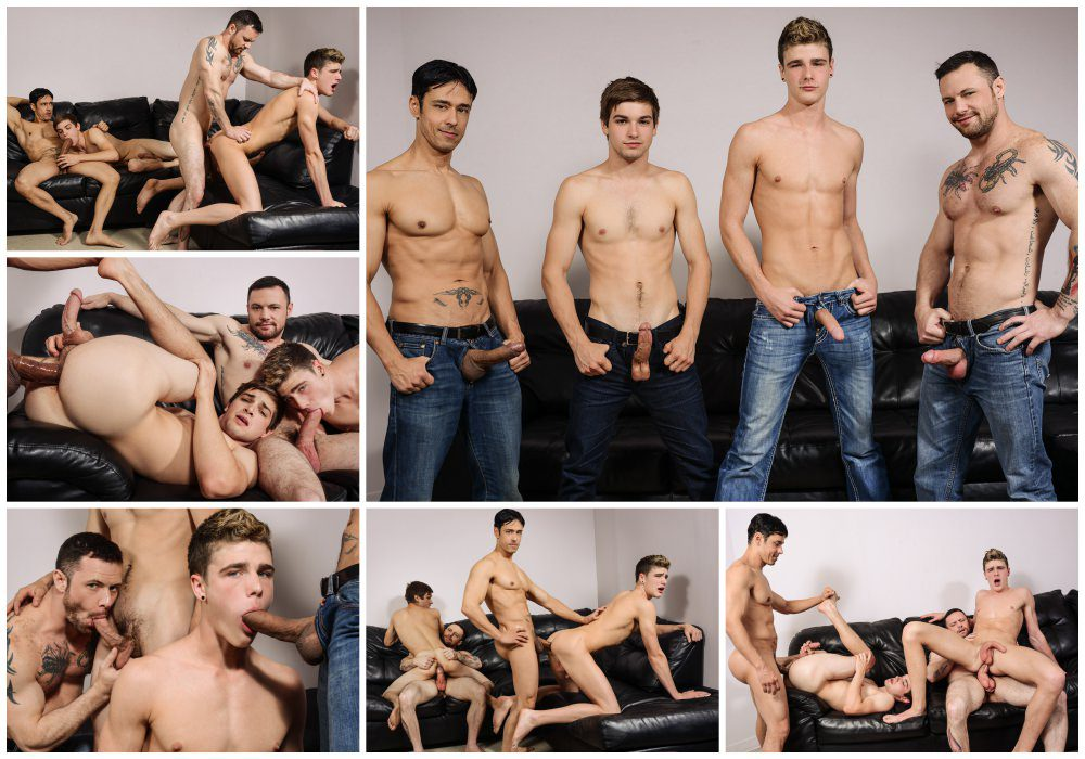 Xxx gay group sex