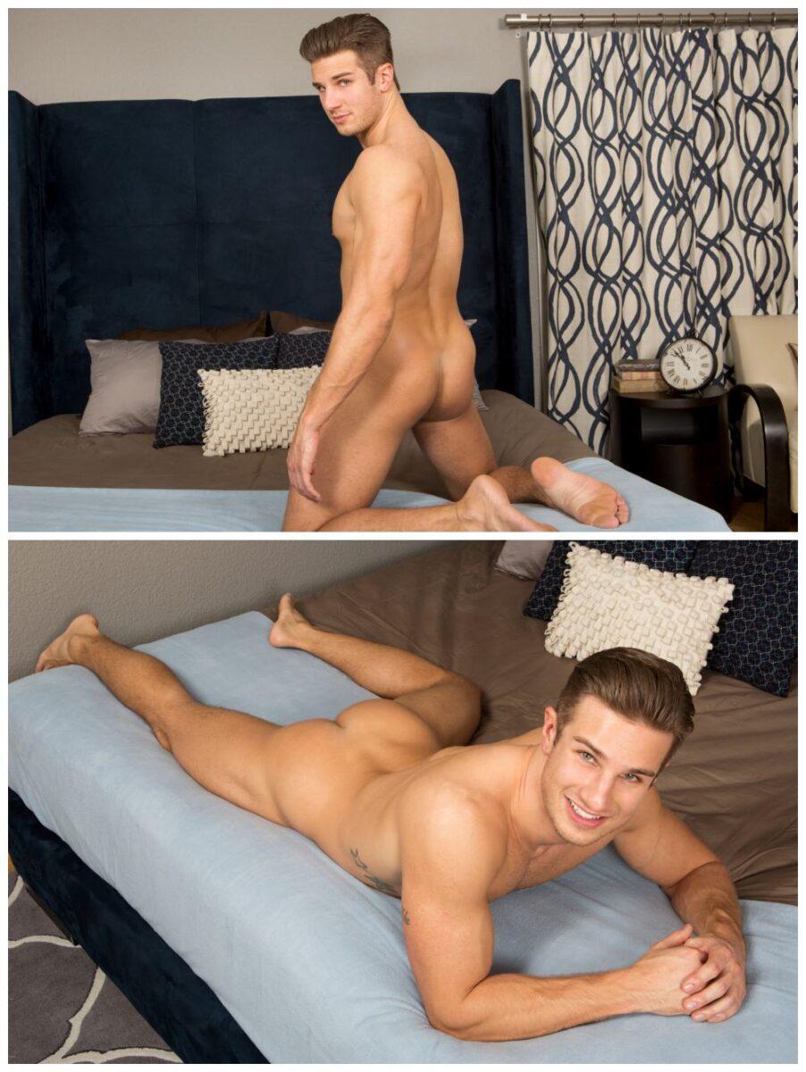 Sexy jock Coen jerks off, solo scene Sean Cody xxx free gay porn video pics.6
