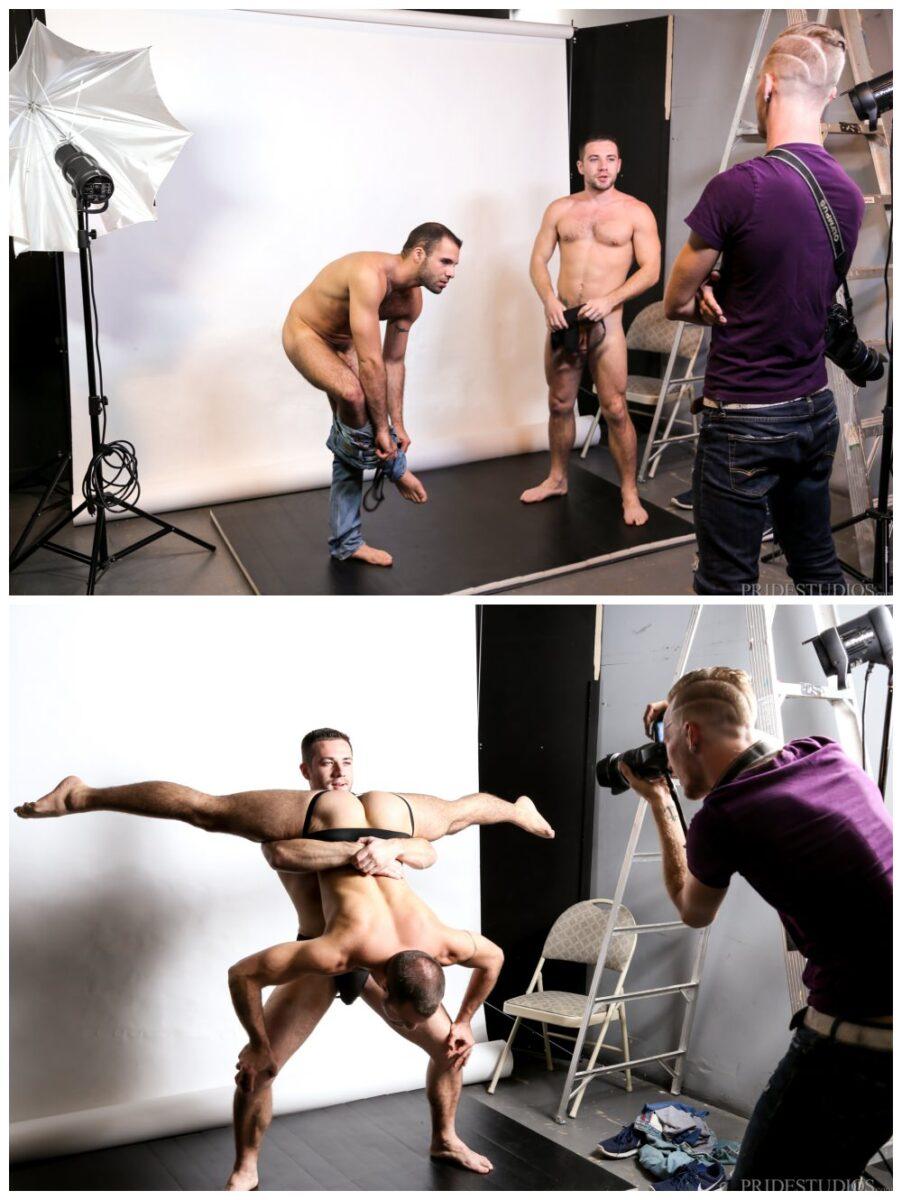Threeway fuck with Braxton Smith xxx, Dylan Knight xxx, Luke Wilde xxx, hot studs acrobatic threesome anal sex gay porn, Extra Big Dicks xxx free pics.2