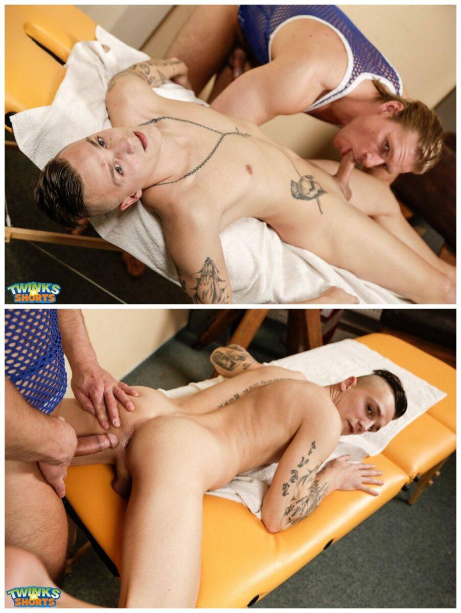 gay twink massage tube