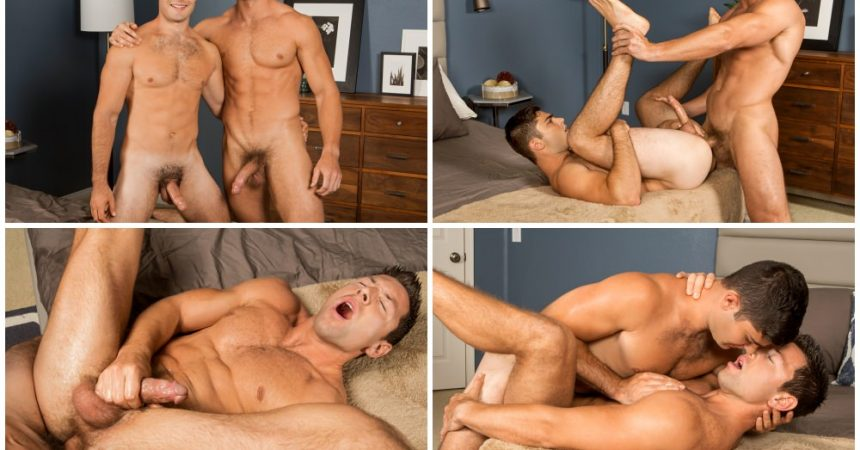 Jock first time bottoming raw