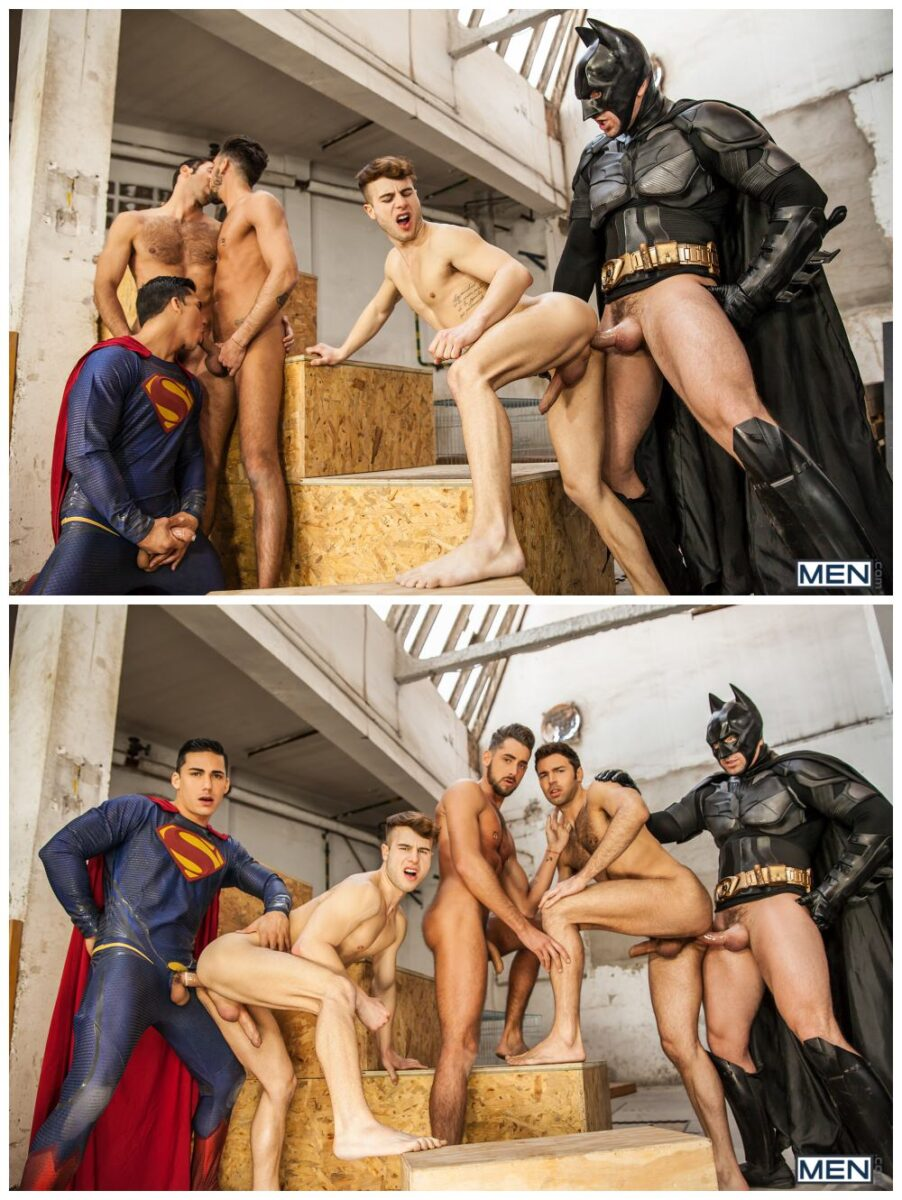 Superman Porn Gay