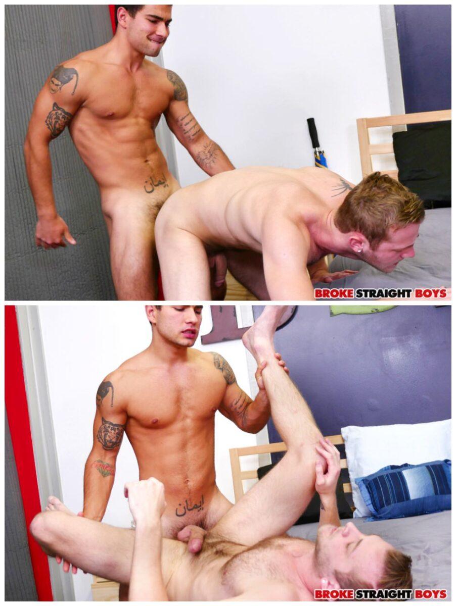 Porn Star Vadim Black xxx comes out as Pansexual and fucks Chandler Scott bareback, raw creampie breed cum fucking inked jocks.5