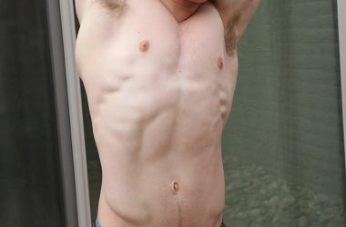 Want To See This Muscle Jock's Throbbing Cock?