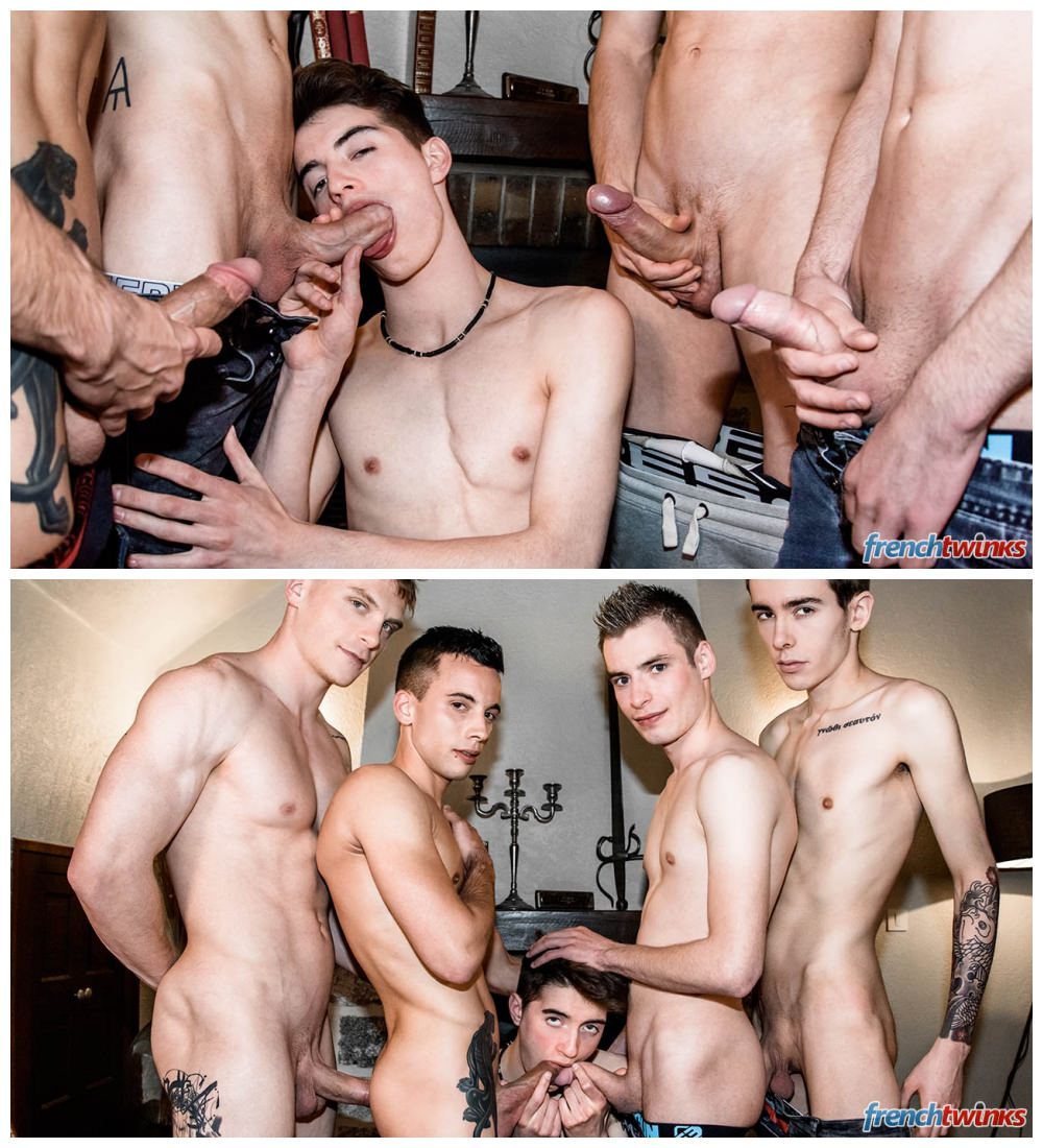free gay video clip aebn
