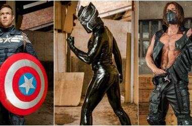 PREVIEW: Men.com Captain America Series