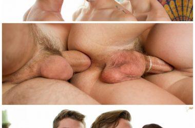 Blake, Casey & Grayson: Twink Threesome