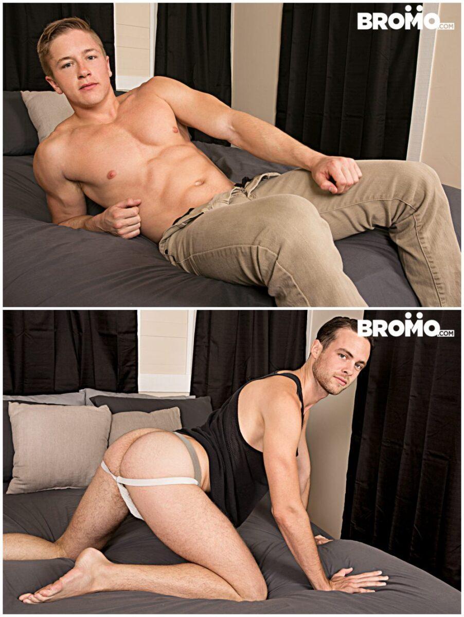 Chris Blades fucks Brandon Moore bareback, raw jocks fucking, anonymous bb sex, Bromo xxx free gay porn videos and pics.2