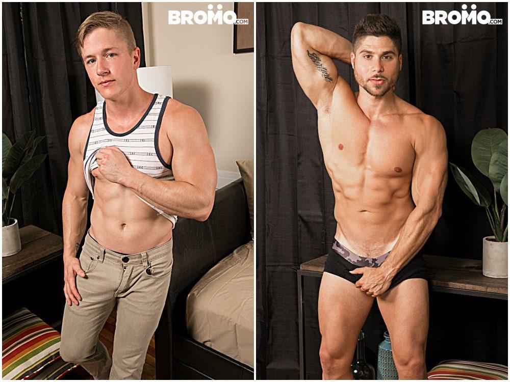 bareback threesome Raw Obsession part 4, horny hunks and studs fucking, Chris Blades, Fabio Acconi, Brandon Moore, Bromo xxx free gay porn videos and pics.2