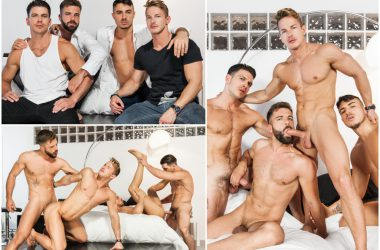 """""""The Weekend Away"""" Fourway Group Sex Finale!"""