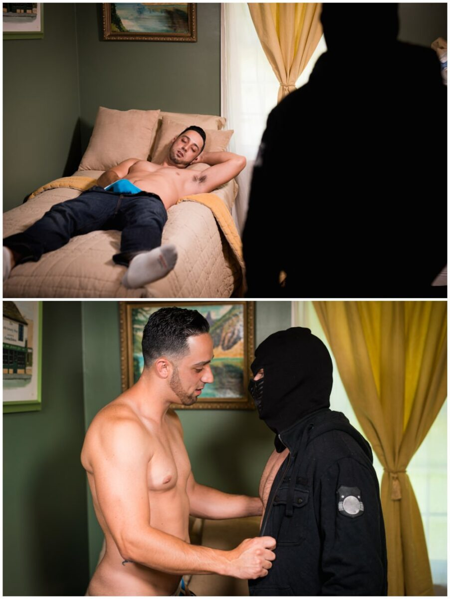 Andrew Fitch fucks sexy burglar Doug Acre, horny jocks anal sex fucking, Icon Male xxx free gay porn videos and pics.2