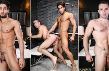 Diego Sans Meets His Porn Star Crush!