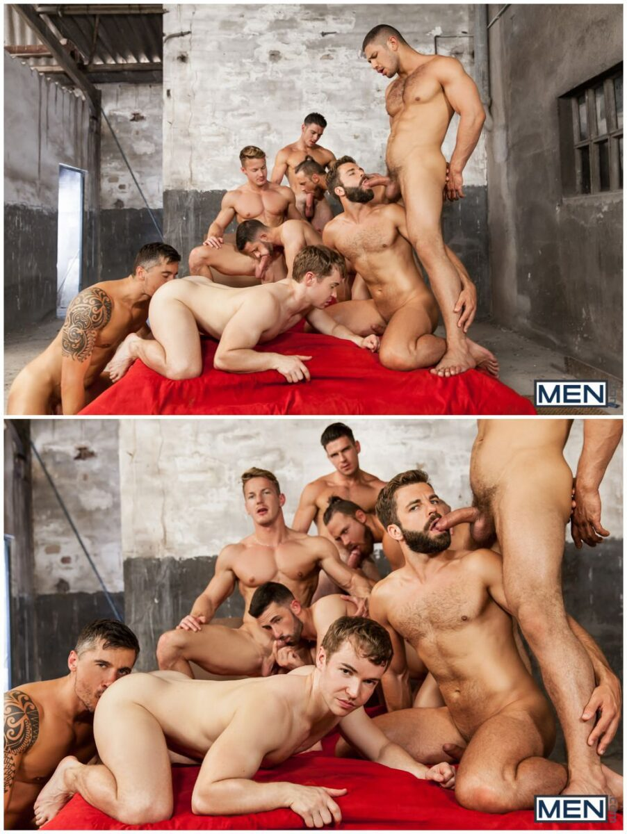 from Payton gay group orgy
