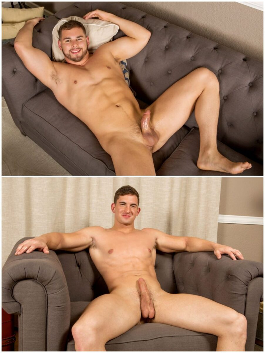 sexy gay nude muscle men