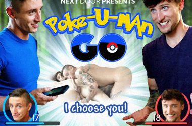 Poke-U-Man Go – Scotty Zee Fucks Lance Ford