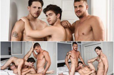 "Hot Stud Threesome For ""Peepers"" Part 4"