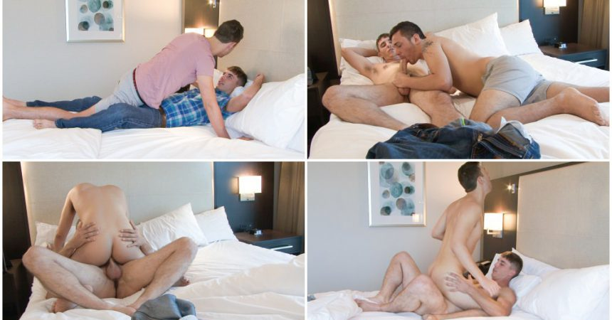 Homemade Bareback Fuck For Horny Buddies