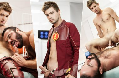 "Johnny Rapid Is ""The Flash"" Part 3!"