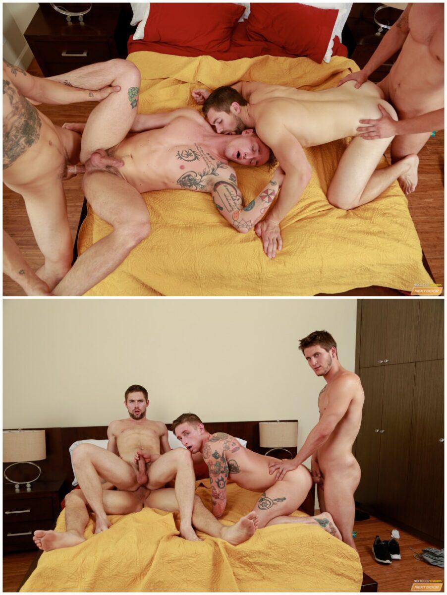 inked-tattooed-jock-fourway-group-anal-sex-fucking-lance-ford-griffin-barrows-jimmy-clay-allen-lucas-next-door-buddies-xxx-free-gay-porn-8