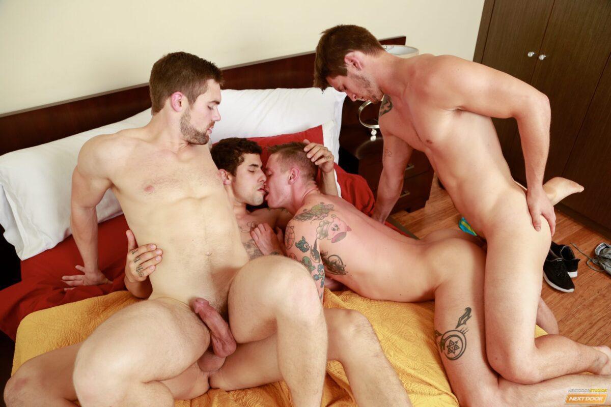 inked-tattooed-jock-fourway-group-anal-sex-fucking-lance-ford-griffin-barrows-jimmy-clay-allen-lucas-next-door-buddies-xxx-free-gay-porn-9