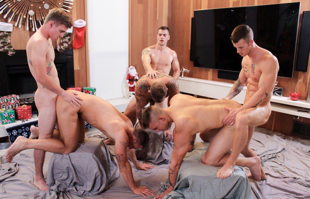 Milano male orgy — photo 8