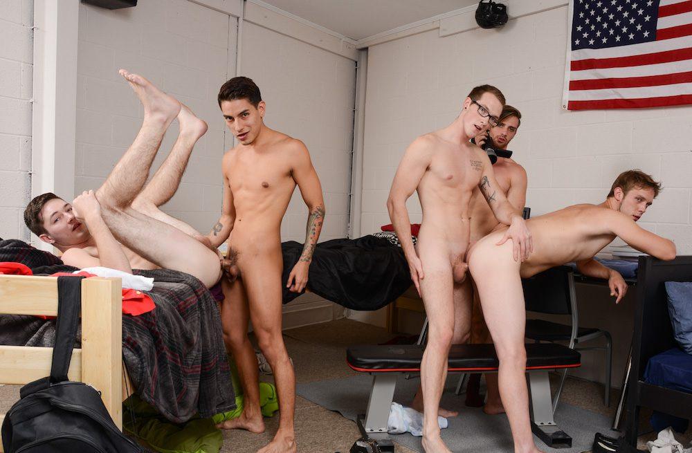 Hot Frat Boys Naked